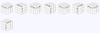 Rumus rubik 3X3 yang paling mudah dan tercepat dimengerti