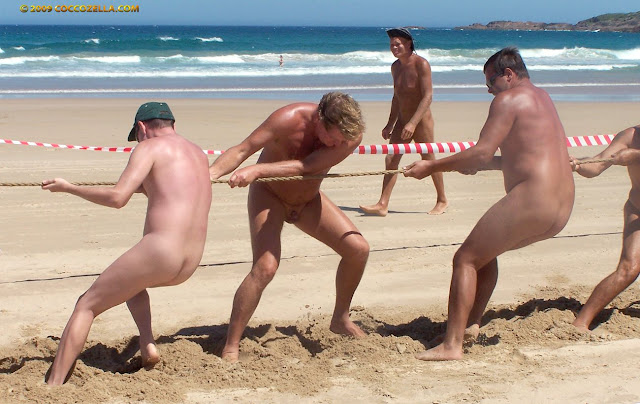 Samurai Beach Nude Olympics