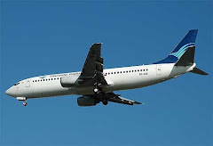 FLY WITH GARUDA INDONESIA