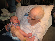 Ethan &amp; Great Great Grandpa