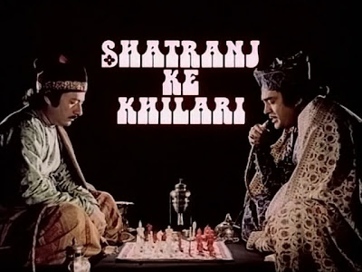 Satranç Oyuncuları