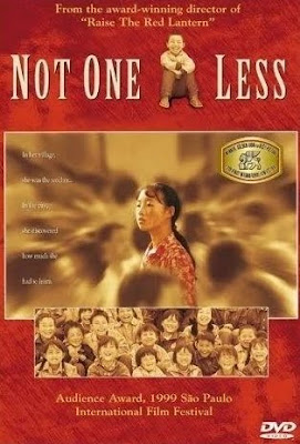 NOT ONE LESS - DVD