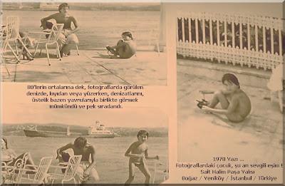 Bir zamanlar Yeniköy'de...