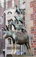 Bremen'deki Bremen Mızıkacıları