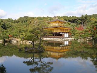 Altın Tapınak - Kyoto