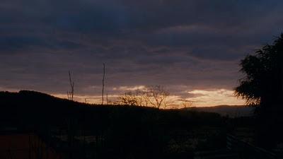 Gökyüzü aydınlanırken...