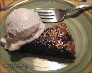 Fabulous and Fudgy Upside-Down Brownie Pie