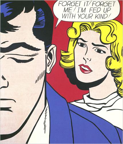 Mariajose pop art roy lichtenstein - Pop art roy lichtenstein obras ...