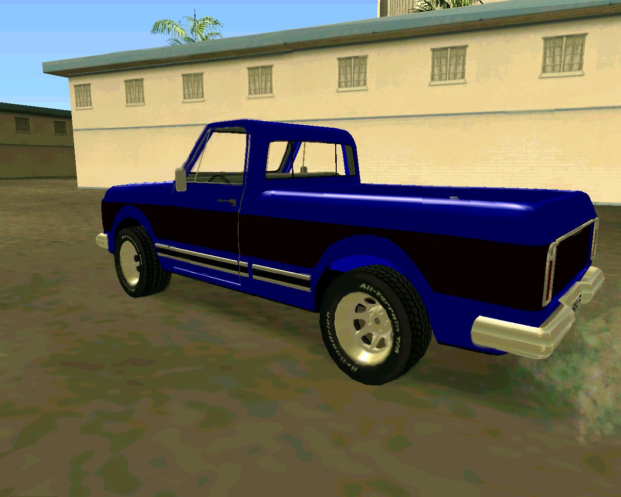 Chevy Pick-up By Cwoyce 3d