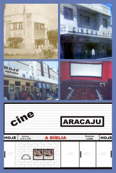 CINEMAS DE RUA DE ARACAJU