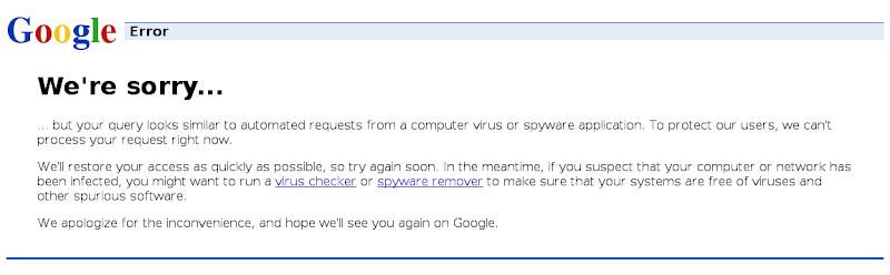 iGoogle by Google wtf - virus or malware