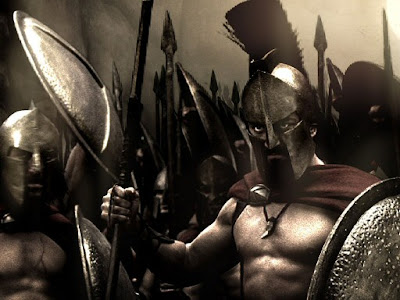 300 Spartans movie screenshot
