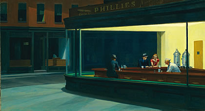 Nighthawks- Hopper