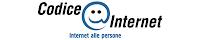 Codice internet logo