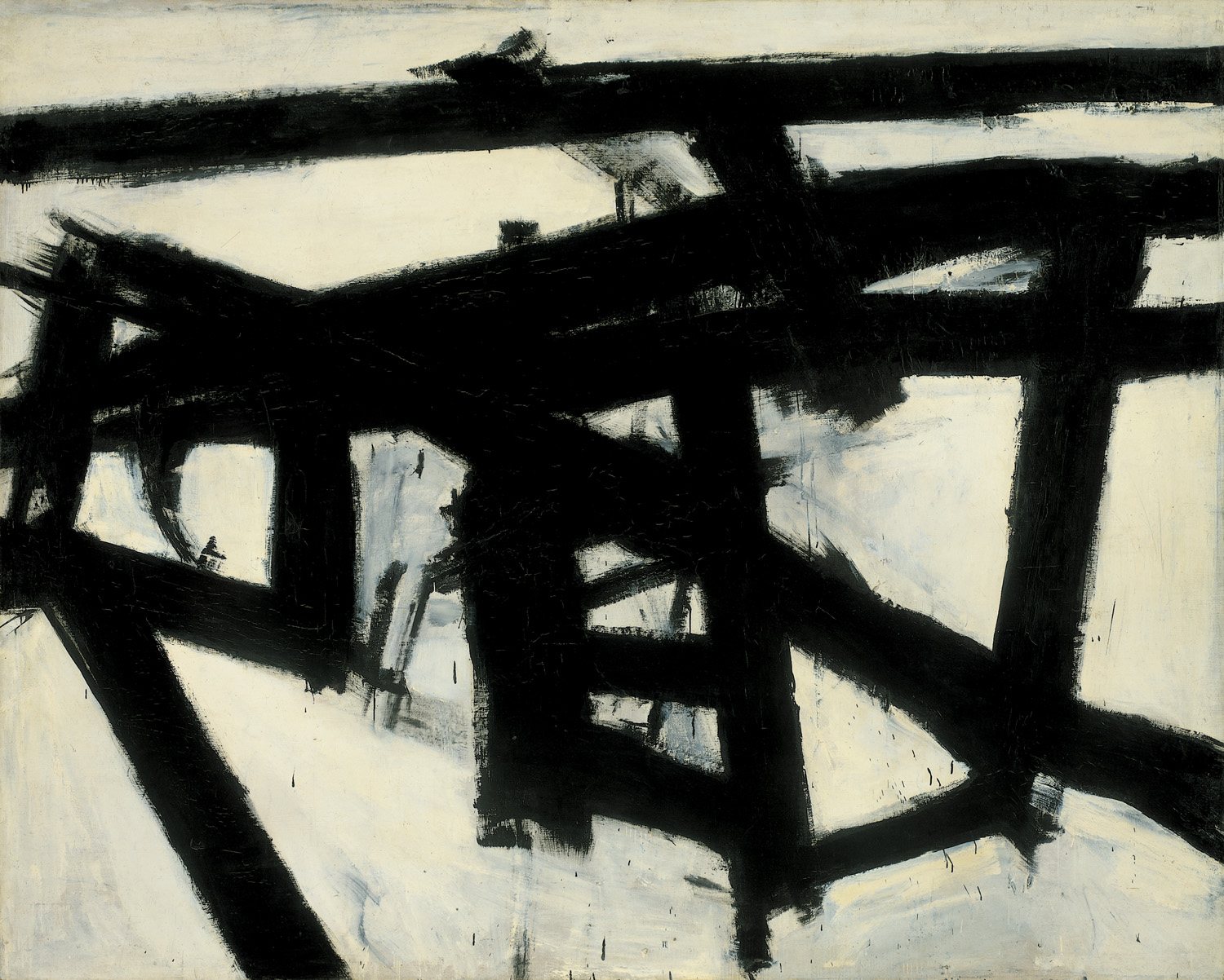 Take Our Place In The Warm Sun Franz Kline