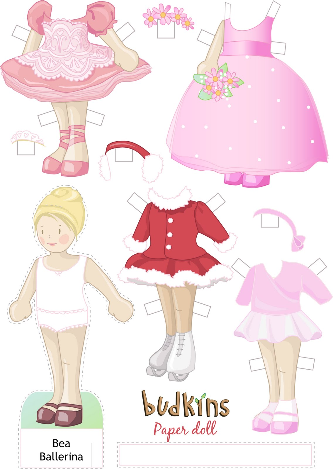 Stupendous image regarding paper doll printable