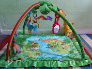 Fisher Price Music Playgym