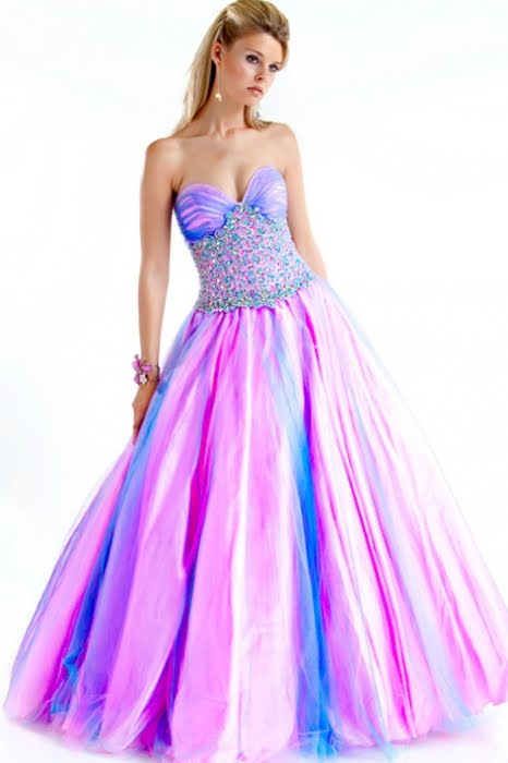 Big Busted Prom Dresses 76