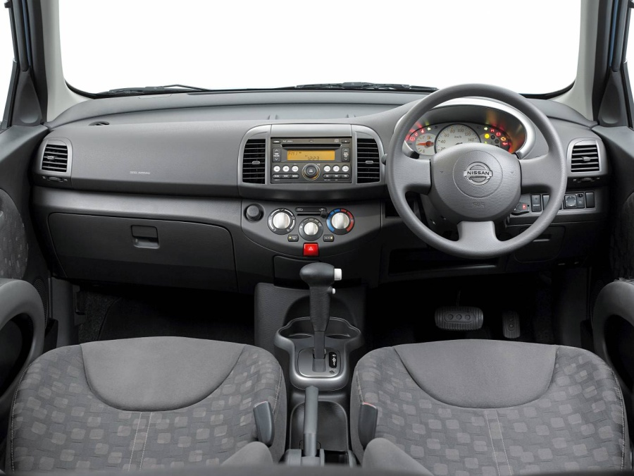 Nissan Small Car Micra Interior Photos: