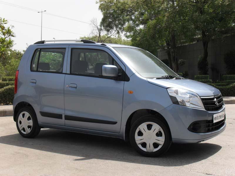 New Maruti Suzuki Logo. All New Maruti-Suzuki WagonR