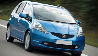 Small car Jazz   Priced at Rs. 6.98 Lakhs to 7.33 Lakhs   Honda Jazz