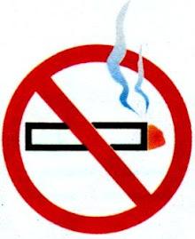 ممنوع التدخين فى المدونة