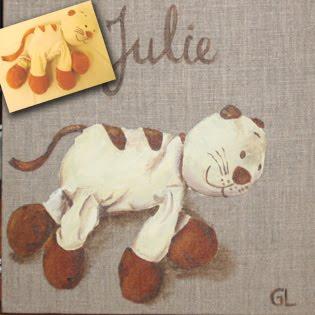 Le chat de Julie