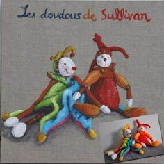 Les doudous de Sullivan