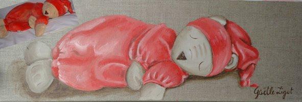 Ours qui dort