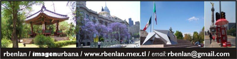 imagen urbana mexico df