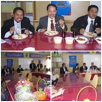 Warna-warni sambutan GK Sains Sosial En.Shahri b Ismail