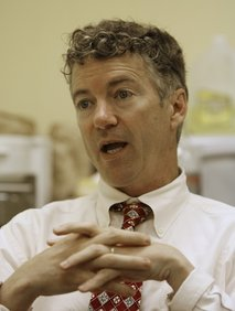 Candidate rand paul believes