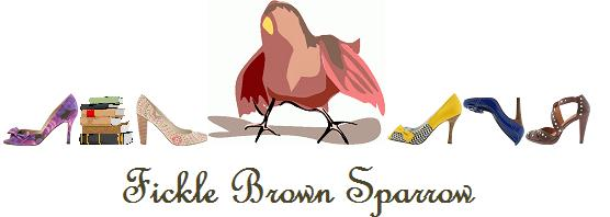 Fickle Brown Sparrow