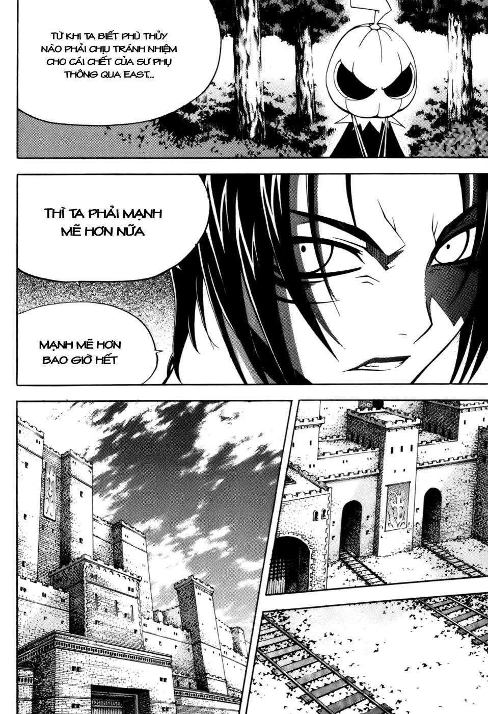 Witch Hunter – Thợ Săn Phù Thủy chap 37 Trang 8 - Mangak.info