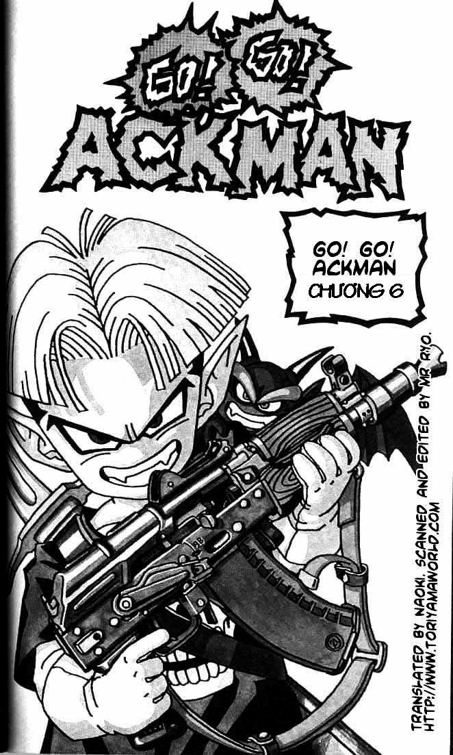 Go! Go! Ackman chap 6 - Trang 3