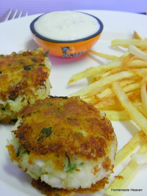 Make Your Own Breadcrumbs For Fish Cakes