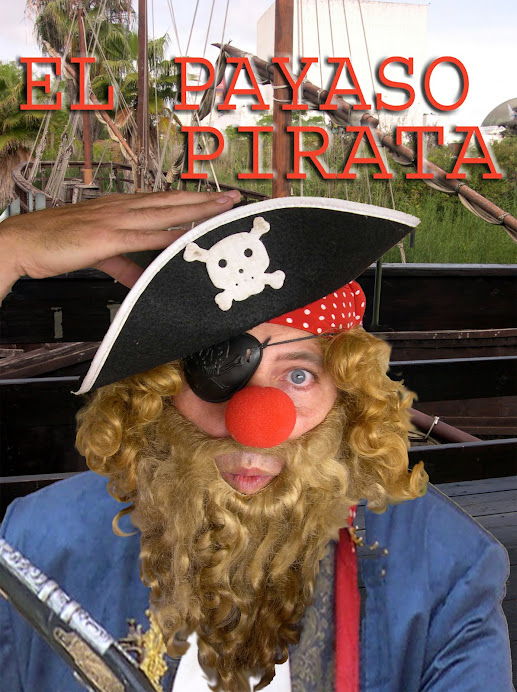 payaso pirata