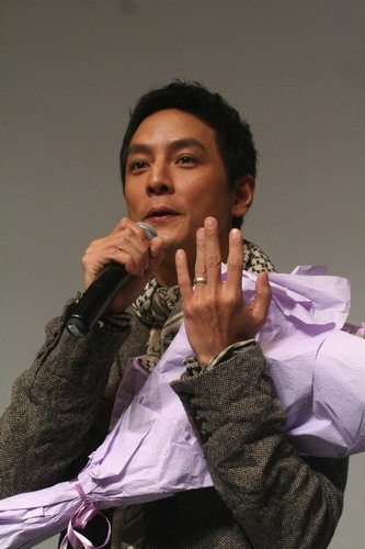 Daniel Wu - Wallpaper Actress