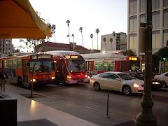 Wilshire Boulevard Los Angeles