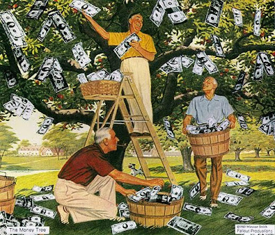 winston smith money tree