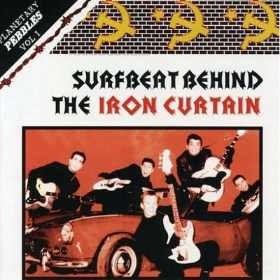 surfbeat behind the iron curtain