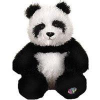 panda retired webkinz