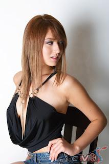 Foto Model Asia Ga Bugil Tapi Toketnya Gede