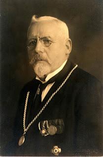 Eugen Sorg, bisabuelo de Gustavo Sorg