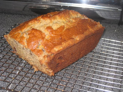 The dishy decorator banana fo fana fee fi fo fana i made a yummy recipe for banana nut bread tonight from foodnetwork the recipe is from tyler florence and i think it was superb forumfinder Gallery