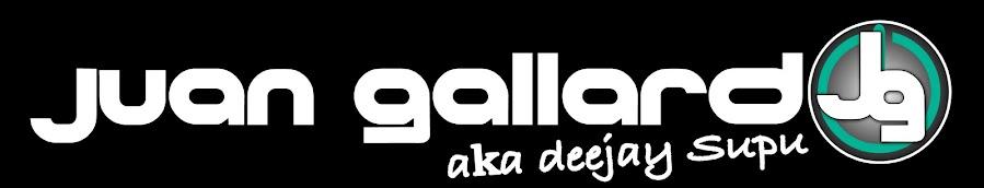 JUAN GALLARDO aka Dj Supu - BLOG -