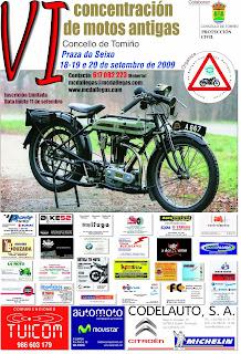 Concentración de motos clásicas en Tomiño Cartel-pequeno
