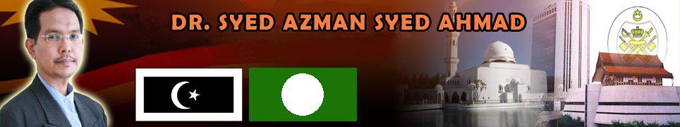 Blog Dr Syed Azman