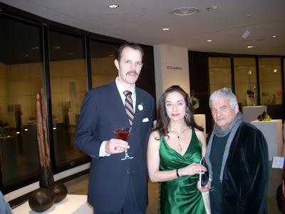 Andrea Pollan, Jeff Spaulding and Andrew Wodzianski