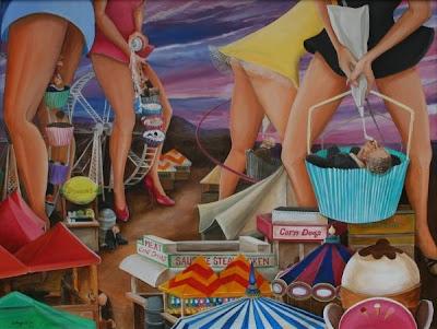 Kathryn Cook art